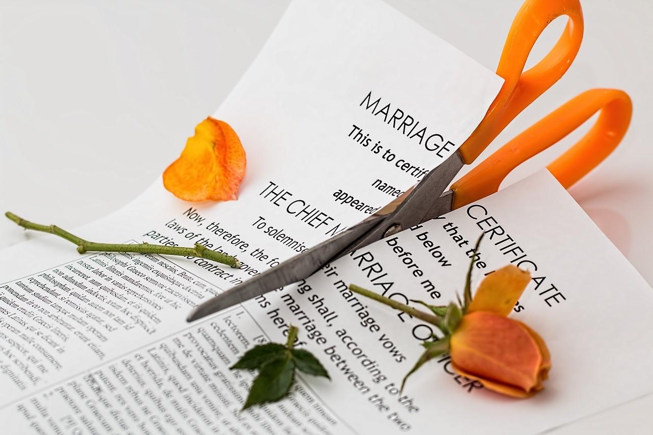 Comment divorcer ? - contrat de mariage | DigitalDroit