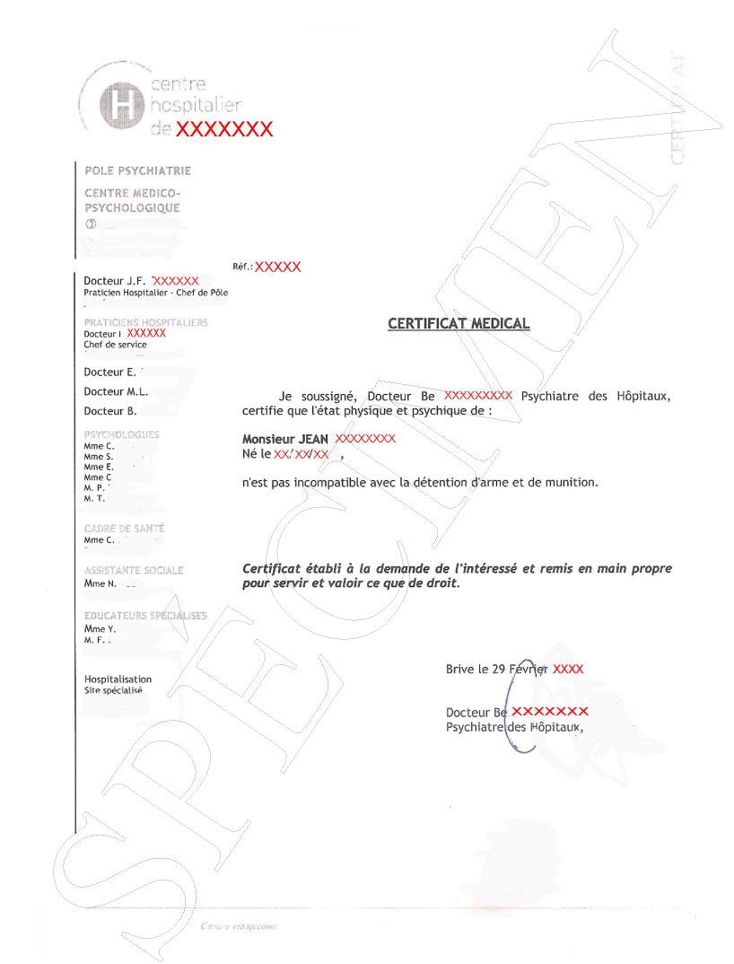 Lien de le FFTir pour télécharger le certificat médical KGmhNASSxT3_certificat-medical-SPECIMEN