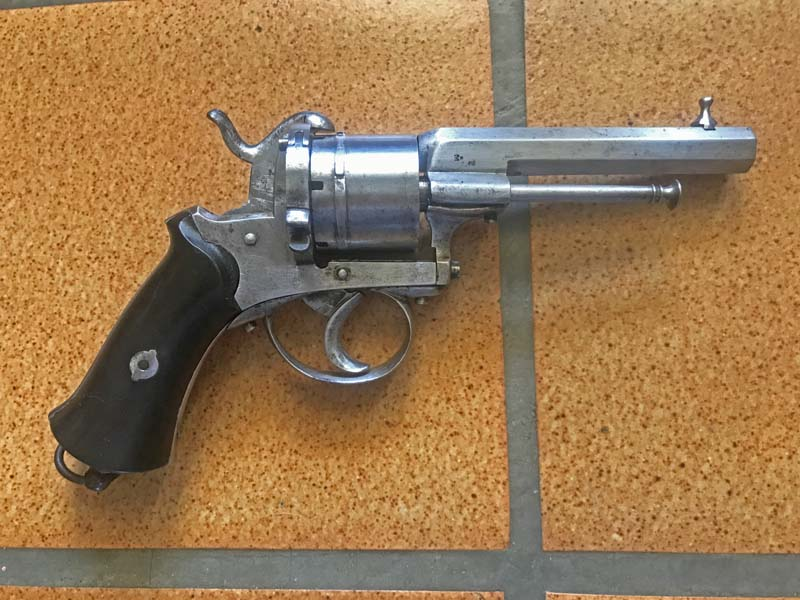 Restauration Revolver à Broche 9,70 mm Lefaucheux KIhnVYFSfh3_Confection-Guidon-5-800x600