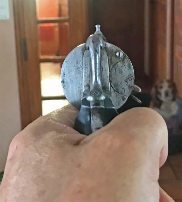 Restauration Revolver à Broche 9,70 mm Lefaucheux KIijQYXh1I3_Prise-de-vis%C3%A9e-4-600x664